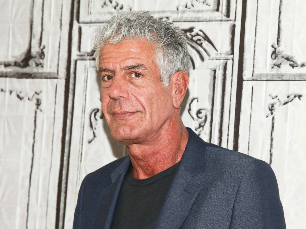 PHOTO: Anthony Bourdain in New York in this Nov. 2, 2016 file photo.