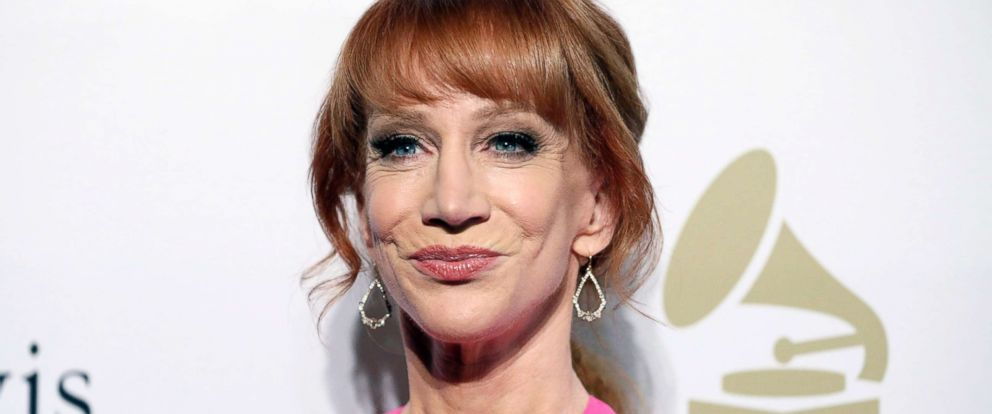PHOTO: Kathy Griffin attends the Clive Davis and The Recording Academy Pre-Grammy Gala in Beverly Hills, Feb. 11, 2017.