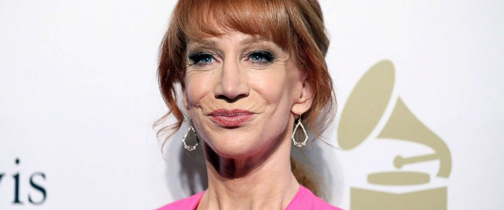 PHOTO: Kathy Griffin attends the Clive Davis and The Recording Academy Pre-Grammy Gala in Beverly Hills, Calif., Feb. 11, 2017.