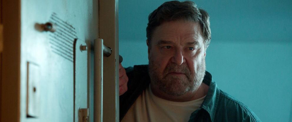 "PHOTO: This image released by Paramount Pictures shows John Goodman in a scene from ""10 Cloverfield Lane."""