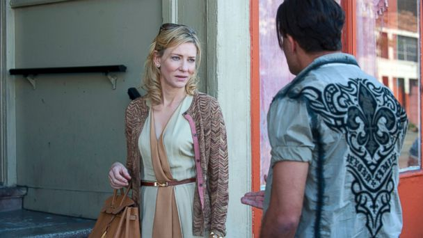 """PHOTO: This image released by Sony Pictures Classics shows Cate Blanchett in a scene from the film, """"Blue Jasmine."""""""