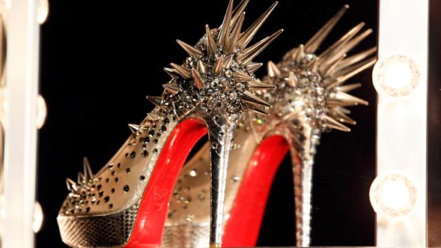14e6126c454 Louboutin Entitled to Protect Signature Red Sole, Court Rules - ABC News