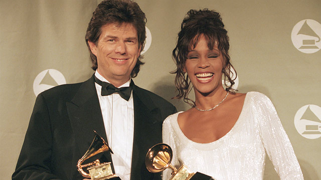PHOTO: David Foster and Whitney Houston