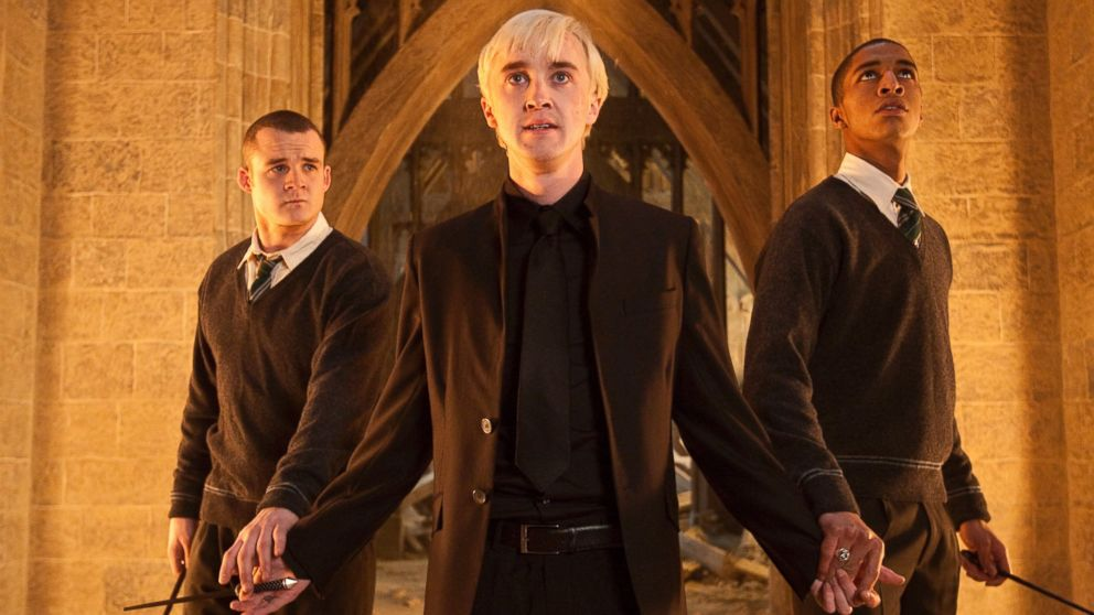 draco malfoy and harry potter fanfiction
