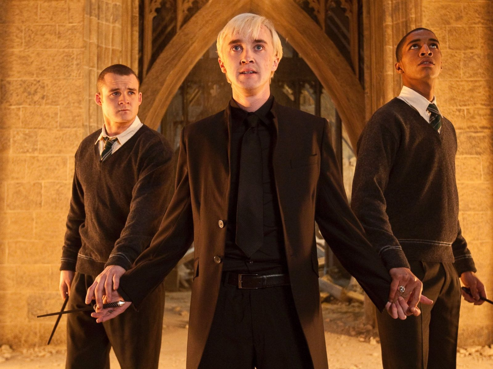 J K  Rowling Reveals What Happened to Draco Malfoy After