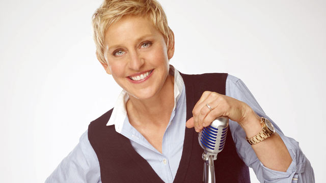 "PHOTO: In this undated publicity image released by Fox, new ""American Idol,"" judge Ellen DeGeneres is shown."