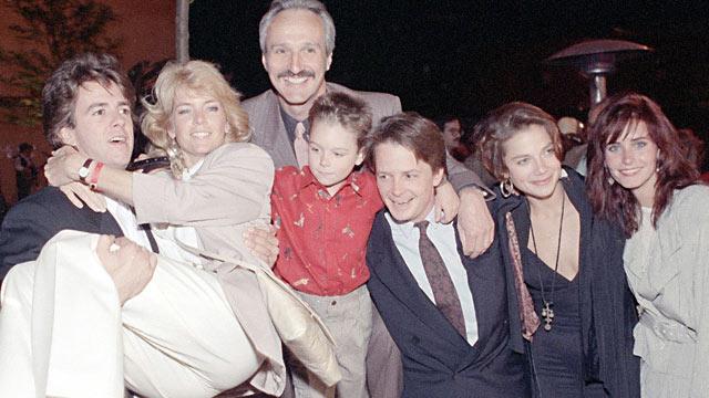 PHOTO:Family Ties