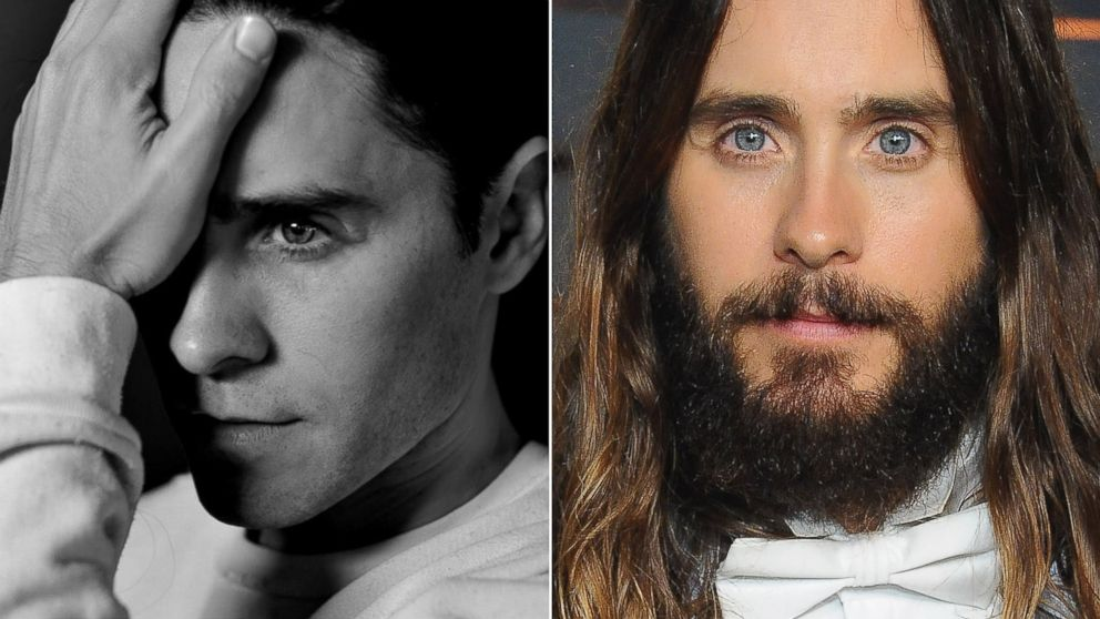 jared leto new hair style jared leto cuts his hair and fans react abc news 9270