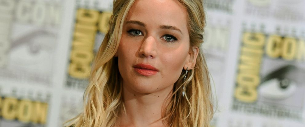 PHOTO: Jennifer Lawrence attends Comic-Con in San Diego, July 9, 2015.