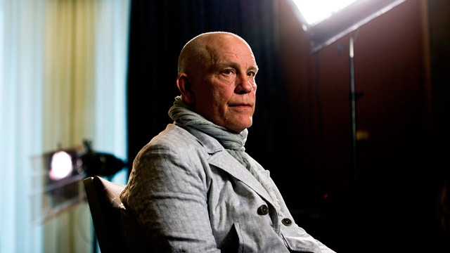 PHOTO: Actor John Malkovich speaks with media at the King Edward Hotel in Toronto to promote his new role as Casanova in The Giacomo Variations, on Thursday, June 6, 2013.