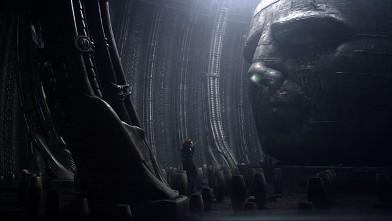 PHOTO: Noomi Rapace in 2012 movie Prometheus.