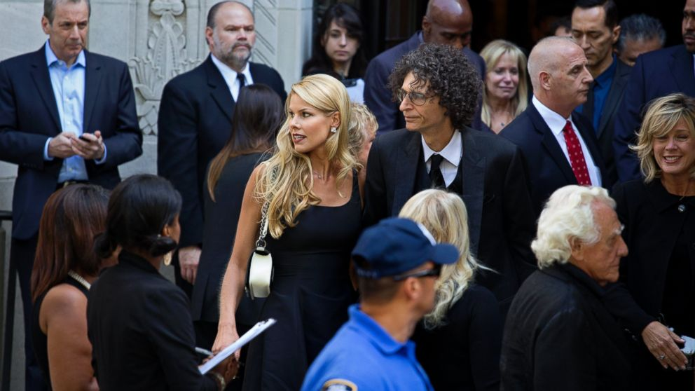 Joan Rivers' Memorial Service: Whoopi Goldberg, Kathy ...