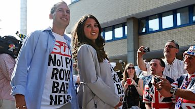PHOTO: Will and Kate lookalikes