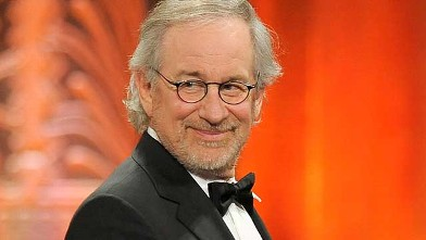 PHOTO: Director Steven Spielberg is seen at the AFI Life Achievement Award Honoring Shirley MacLaine at Sony Studios in Culver City, Calif, June 7, 2012.