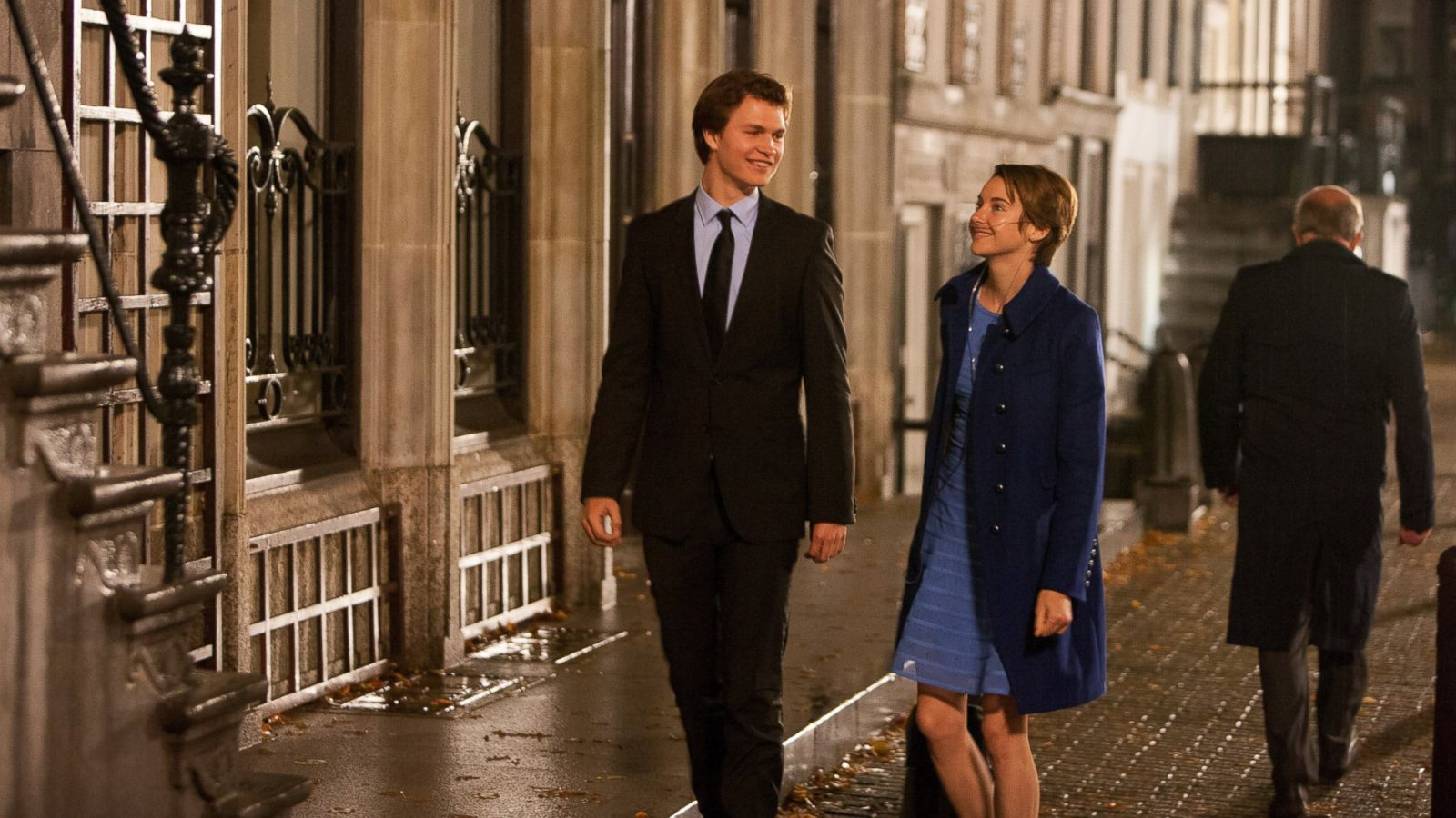 Movie Review The Fault In Our Stars Starring Shailene Woodley
