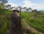 """PHOTO: This film image released by Warner Bros., shows Ian McKellen as Gandalf in a scene from the fantasy adventure """"The Hobbit: An Unexpected Journey."""""""