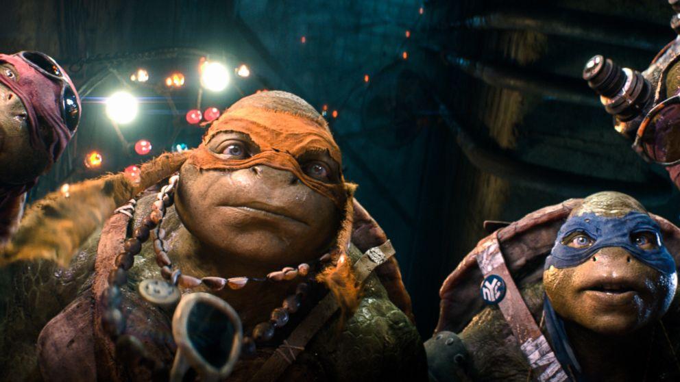 Movie Review: 'Teenage Mutant Ninja Turtles' Starring Will ...