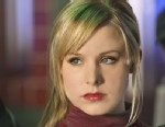 """PHOTO:This 2007 publicity photo supplied by the CW shows Kristen Bell, who plays the title role in """"Veronica Mars"""" on The CW Network."""