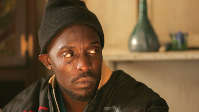 "PHOTO: Michael K. Williams, plays Omar Little, Baltimore's most-feared stickup artist, on the HBO cable television series, ""The Wire."""