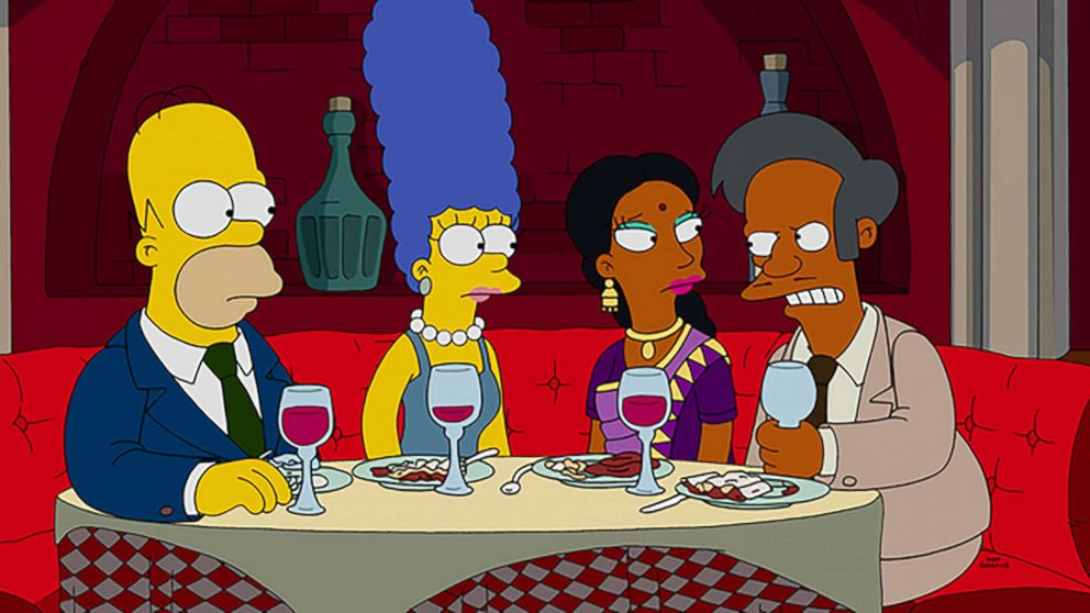 PHOTO: Apu appears on an episode of The Simpsons.