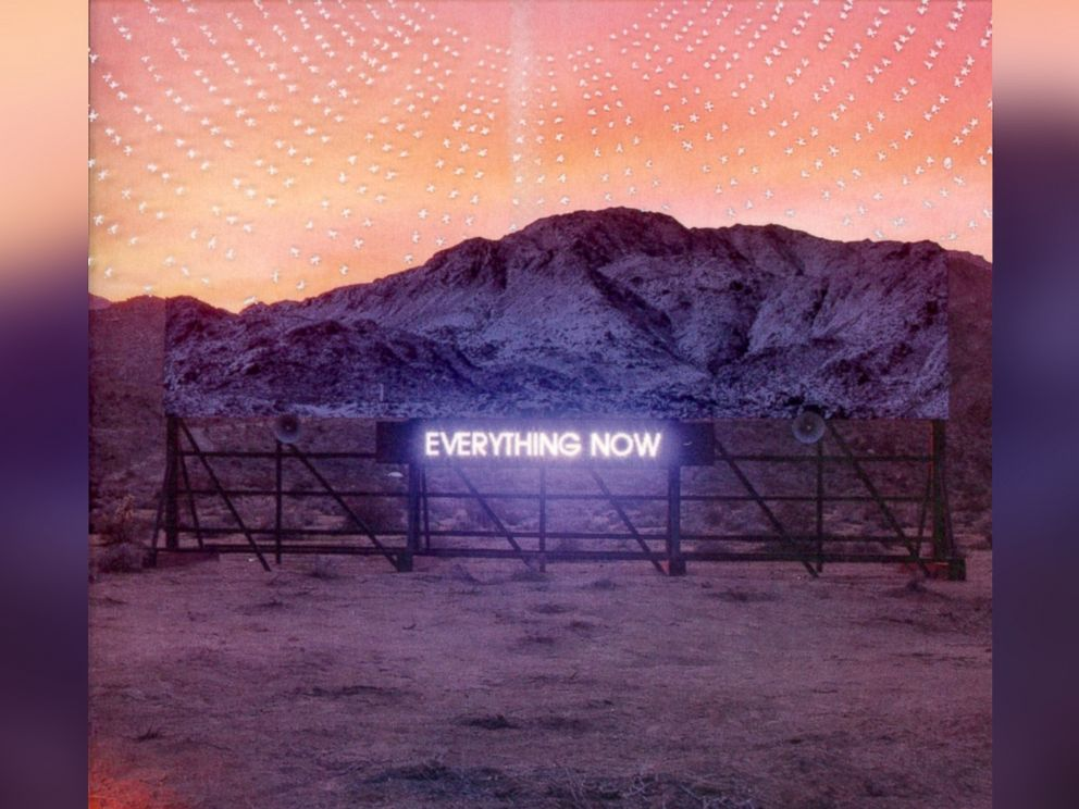 PHOTO: Arcade Fire - Everything Now