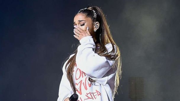 Ariana Grande posts tribute on second anniversary of Manchester attack