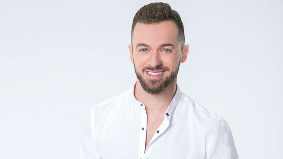 """Pro dancer Artem Chigvintsev will appear on """"Dancing With The Stars."""""""