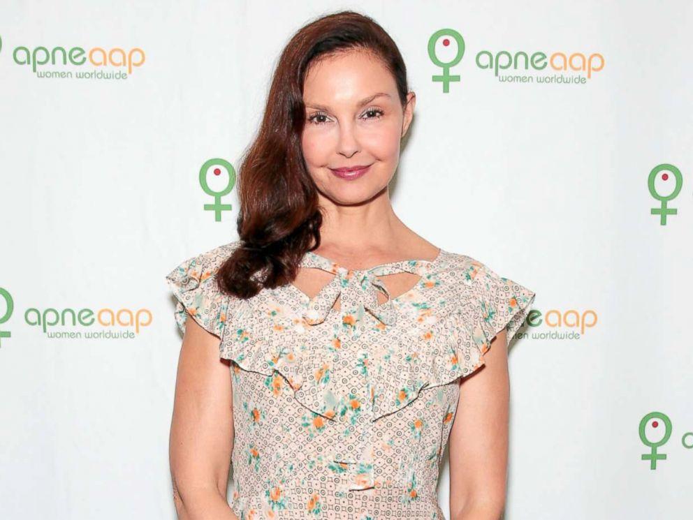 PHOTO: Ashley Judd attends the APNE Aap dinner, Sept. 21, 2017, in New York City.