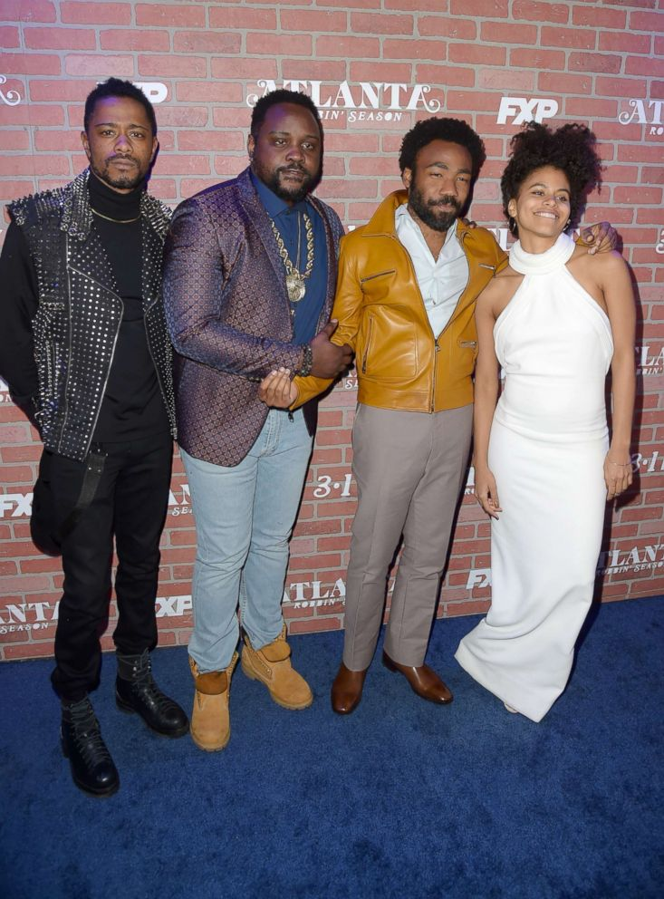 Brian Tyree Henry on broadway