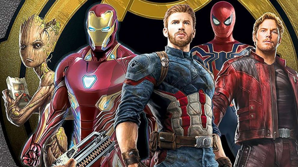 39 avengers infinity war 39 trailer debuts on 39 gma 39 features