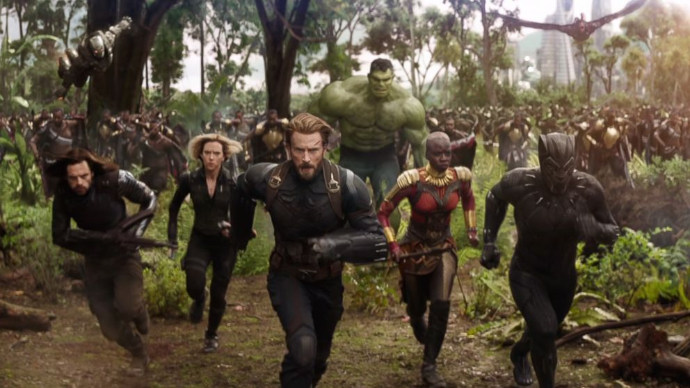 Image result for Infinity War stills