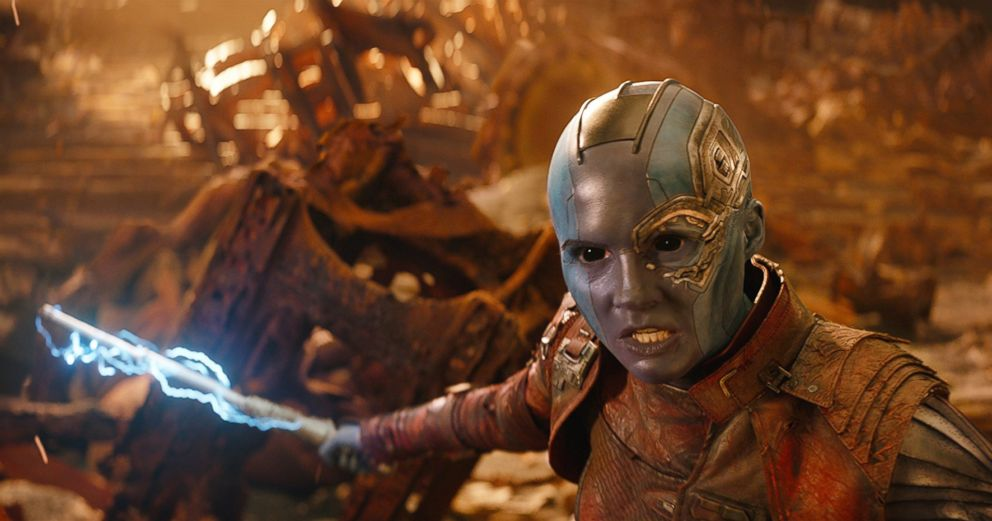 It's not all fun and games in 'Avengers: Infinity War'