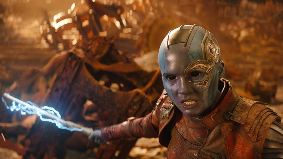 'Avengers: Infinity War' star jokes about what the cast did on set between  takes