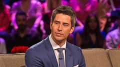 "PHOTO: Arie Luyendyk Jr. on ""The Bachelor: The Women Tell All"" where 18 of the most unforgettable women this season are back to confront Arie and tell their side of the story."