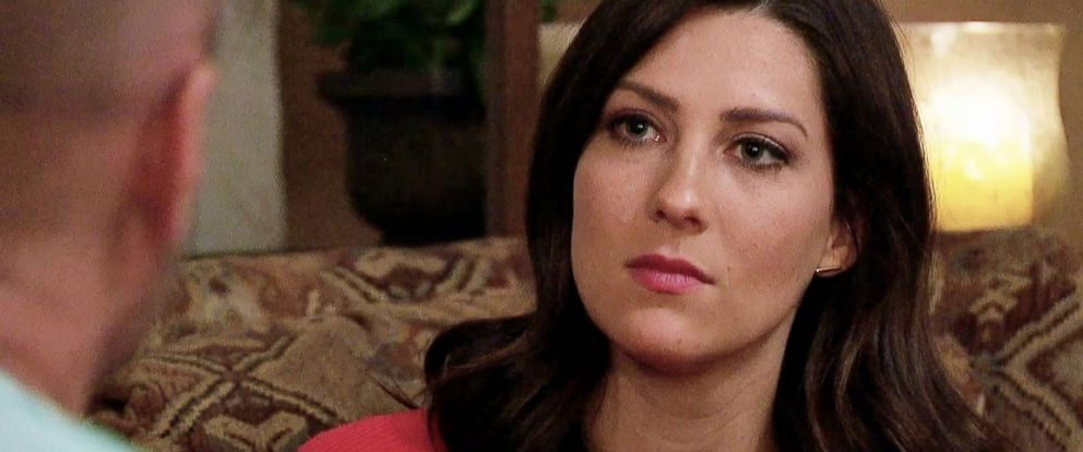 "PHOTO: Becca Kufrin appears in an upcoming episode of ""The Bachelorette."""