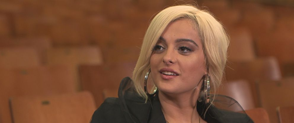 """PHOTO: 28-year-old popstar Bebe Rexha took """"Nightline"""" on a hometown tour to Staten Island."""