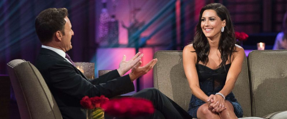 """PHOTO: Becca Kufrin appears on """"The Bachelorette: The Men Tell All,"""" which airs July 30, 2018."""