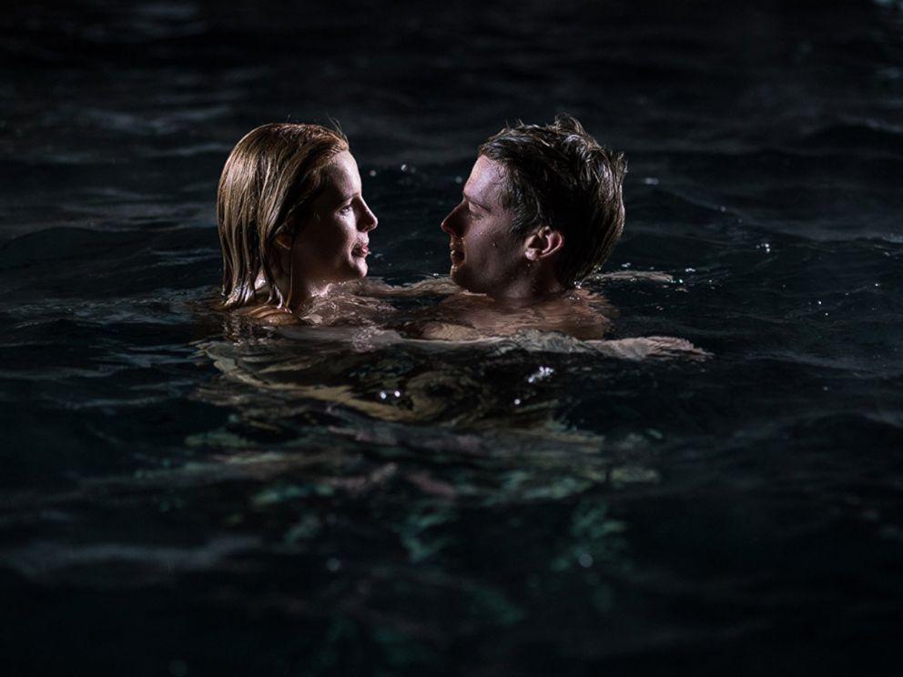 PHOTO: Bella Thorne and Patrick Schwarzenegger star in Midnight Sun, 2018.