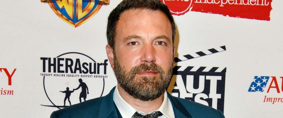 PHOTO: Ben Affleck attends 1st Annual AutFest International Film Festival at AMC Orange 30, April 23, 2017, in Orange, Calif.