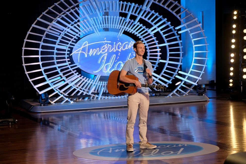 American Idol contestant kissed by Katy Perry said it made him 'uncomfortable'