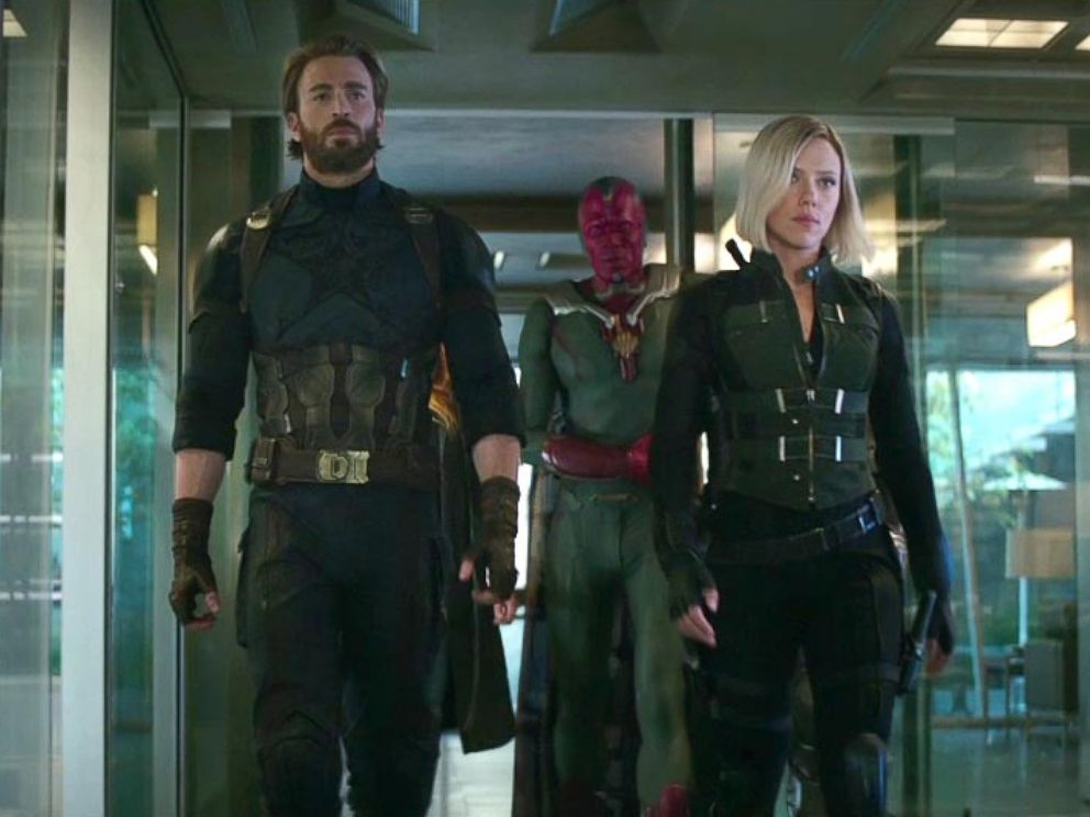 'Avengers: Infinity War' star Chris Evans reveals 'this