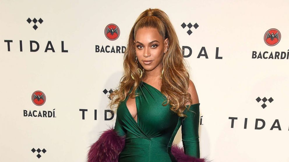 Beyonce attends TIDAL X: Brooklyn at Barclays Center of Brooklyn, Oct. 17, 2017 in New York City.