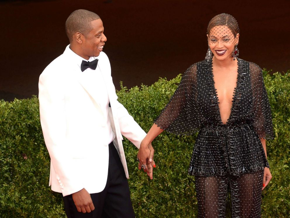 PHOTO: Beyonce and Jay Z attend the Charles James: Beyond Fashion Costume Institute Gala at the Metropolitan Museum of Art, May 5, 2014, in New York.