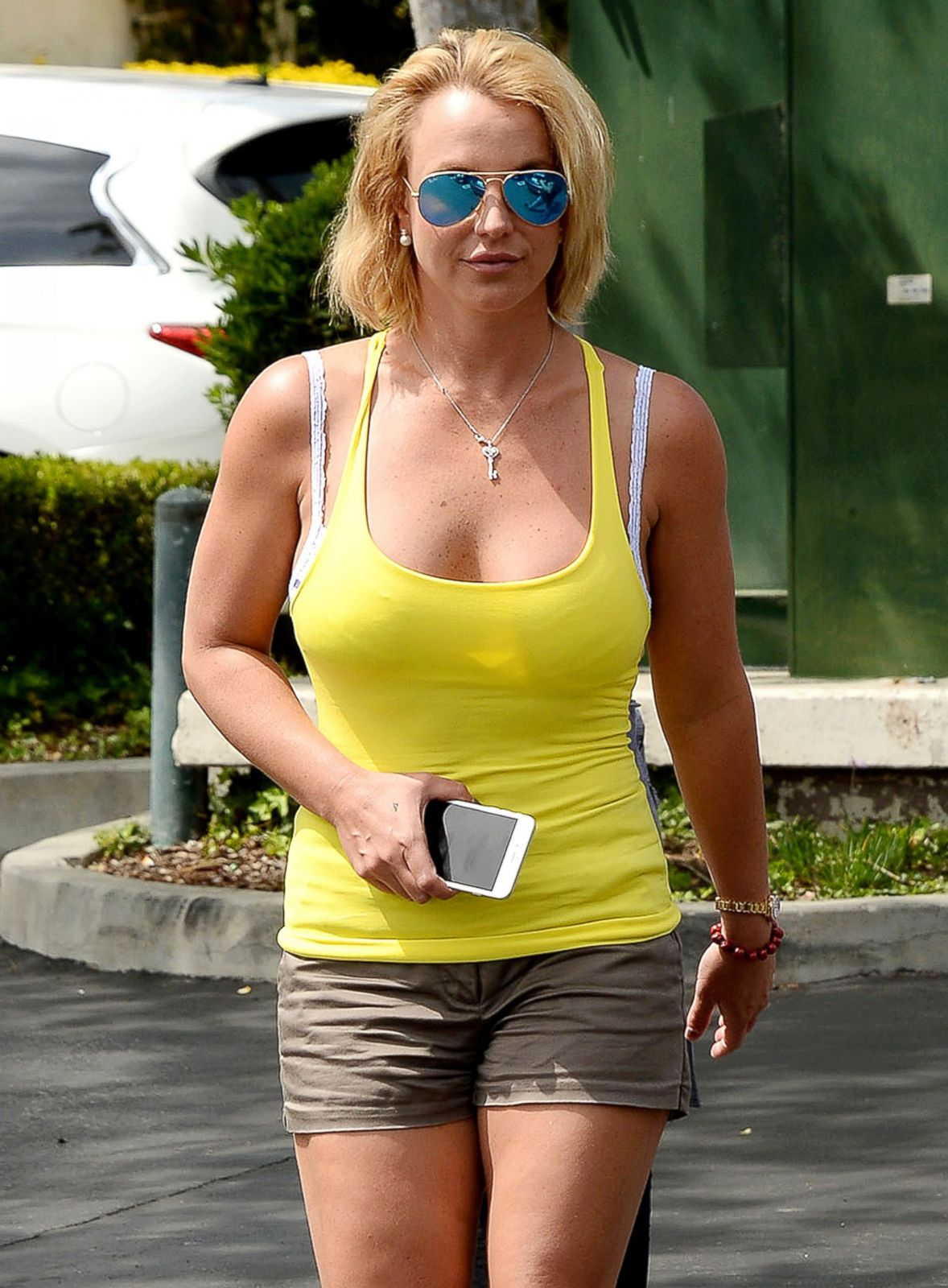 Britney Spears Bikini Body Through Years