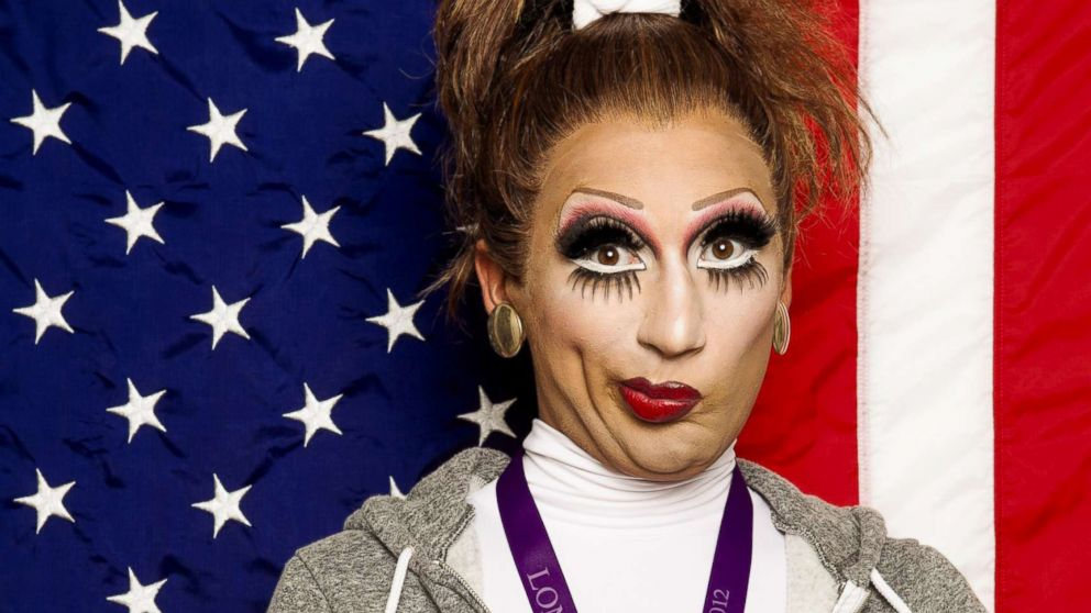 "Drag queen Bianca Del Rio has released a self-help book, ""Blame It On Bianca Del Rio."""