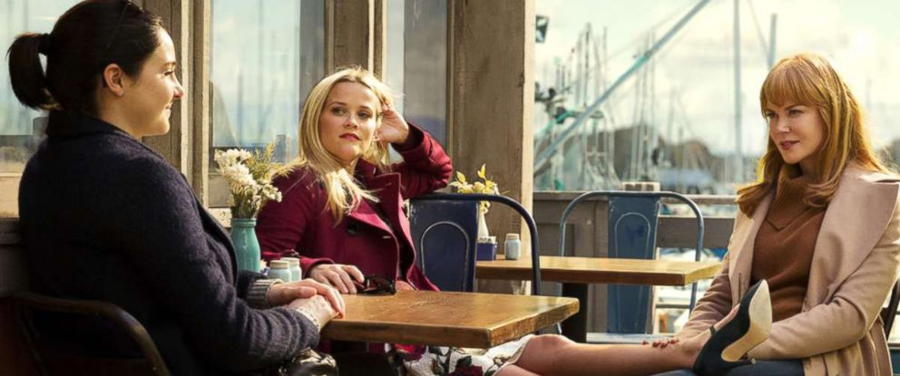 PHOTO: HBOs Big Little Lies starring Reese Witherspoon and Nicole Kidman.
