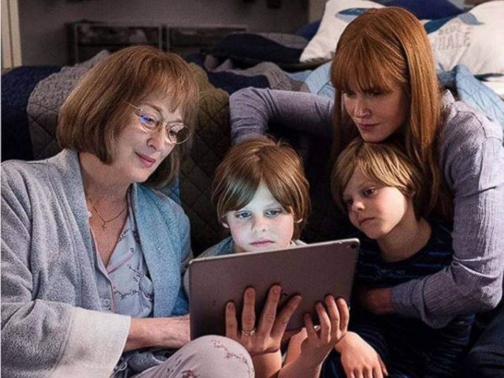 PHOTO: Meryl Streep and Nicole Kidman shoot Big Little Lies 2