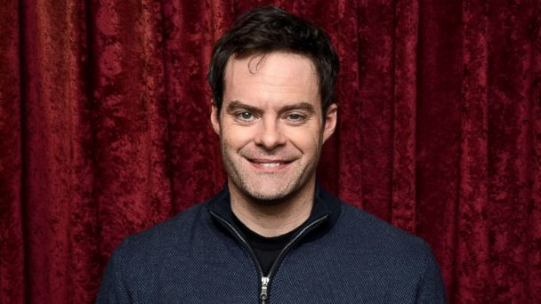 Bill Hader reveals that he suffered from panic attacks