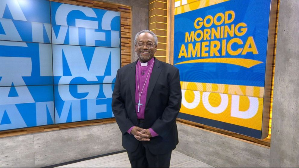"""The Most Rev. Michael Bruce Curry speaks out on """"GMA"""" about delivering the sermon at Prince Harry and Meghan Markle's royal wedding."""
