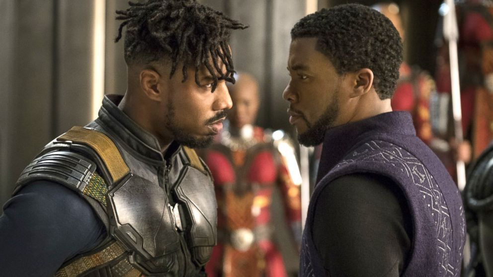 All hail the king: New 'Black Panther' trailer drops - ABC News